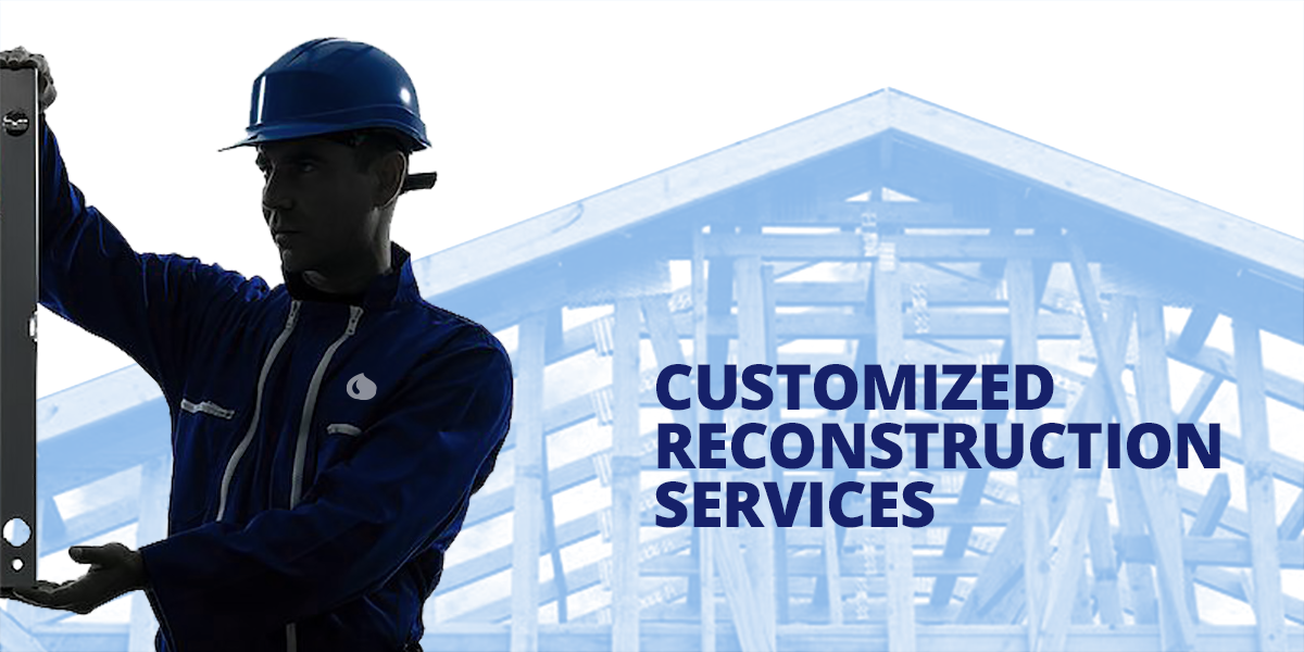 Customized reconstruction services