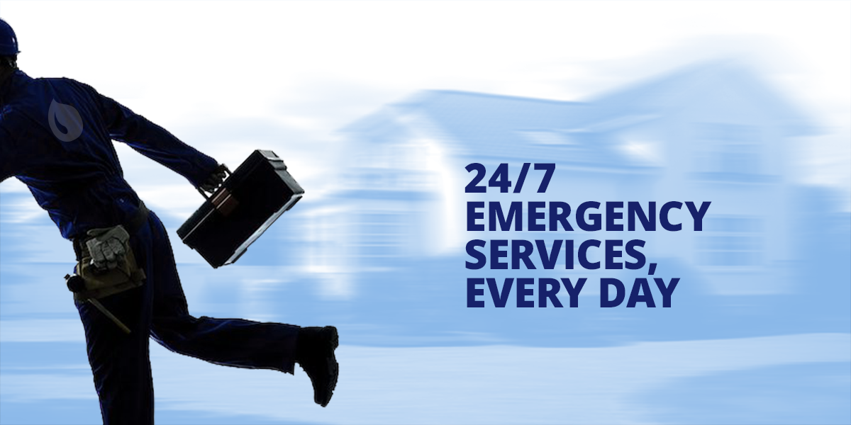 24/7 emergency services every day